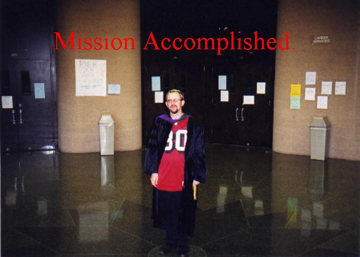 USF Mission Accomplished